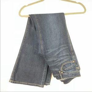 Cabi Jeans womens size 2 stretch flare dark